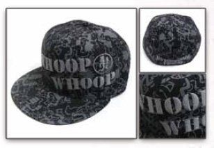 ICP Insane Clown Posse Whoop Fitted Flat bill Hat
