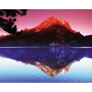 Christina Tisi Kramer Grand Tetons Gallery wrapped Canvas Art