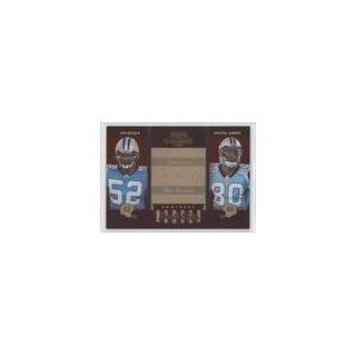 Jon Beason/Dwayne Jarrett #322/1,000 Carolina Panthers (Football Card