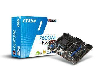 MSI Computer Corp. 760GM P23 (FX) AMD 760G + SB710 Micro