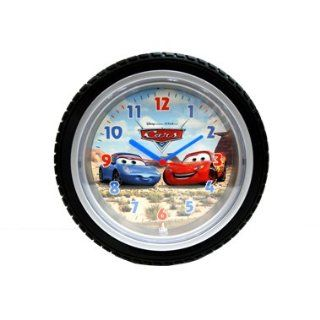 Disney Pixar Cars Wall / Desk Tire Clock Everything Else