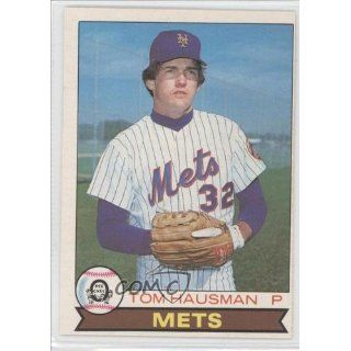Thomas Hausman, New York Mets (Baseball Card) 1979 O Pee Chee #339
