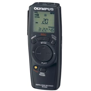 Olympus VN 960PC 16 hour Digital Voice Recorder (Refurbished