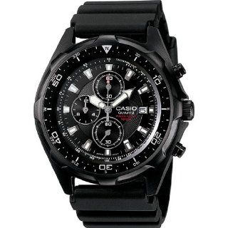 Casio Mens AMW330B 1A Chronograph Diver Inspired Analog Watch