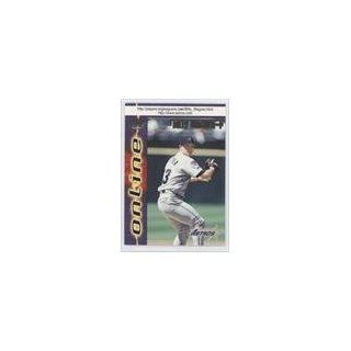 Houston Astros (Baseball Card) 1998 Pacific Online #333 Collectibles