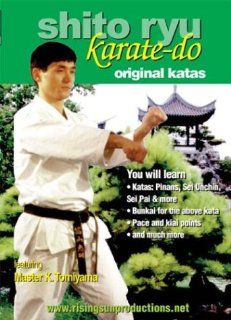 Shito Ryu Karate Original Master K. Tomiyama, Y. Ishimoto
