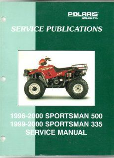 Sportsman 335 Service Manual Service Publications Department Books