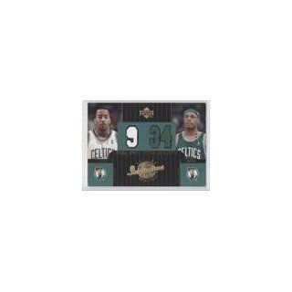 J.R. Bremer JSY RC (Rookie Card)/Paul Pierce JSY #337