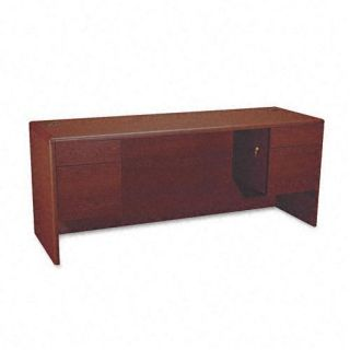 HON 10700 Waterfall Edge Credenza with Pedestals Today: $694.99