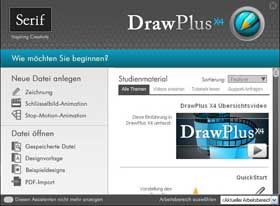Draw Plus X4 [Download] Software