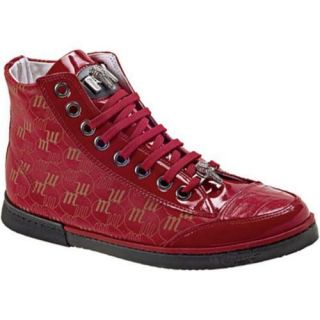Womens Mauri Fake Blood Mauri Laser Red Patent/Baby Crocodile/Nappa