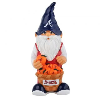 Atlanta Braves 11 inch Thematic Garden Gnome