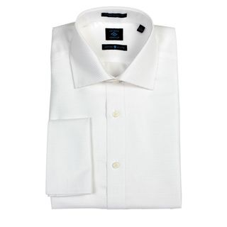 Joseph Abboud Mens White Dress Shirt