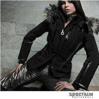 Sportalm Damen Skijacke Clementine mit Echtpelzkragen (662270064 59