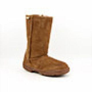 Bearpaw Womens Meadow Brown Boots (Size 10)