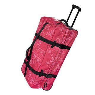 Tchibo Reise  und Sporttasche Pink Schwarz Sport