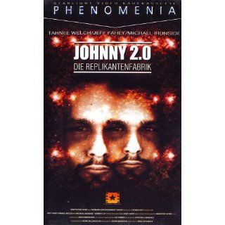 Johnny 2.0   Die Replikantenfabrik [VHS]: Jeff Fahey, Michael Ironside