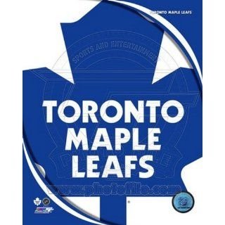 Toronto Maple Leafs 2011 Team Logo Foto Kunstdruck (8 x 10)