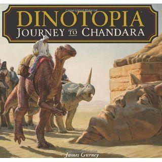 Dinotopia Journey to Chandara James Gurney Englische