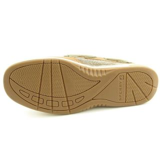 SPERRY TOP SIDER Womens Bluefish 2 Eye Brown Flats & Oxfords
