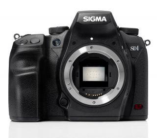 Sigma SD1 Merrill SLR Digitalkamera 3 Zoll schwarz Kamera