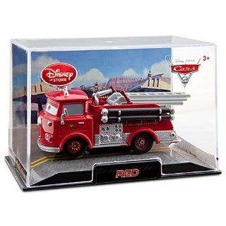Disney Pixar Cars 2 Exclusive 148 Die Cast Car RED (Disneystore