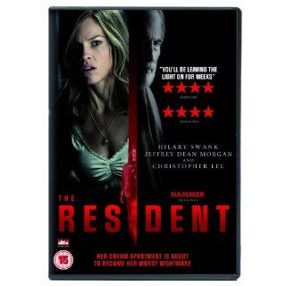 The Resident [UK Import] Hilary Swank, Jeffrey Dean Morgan