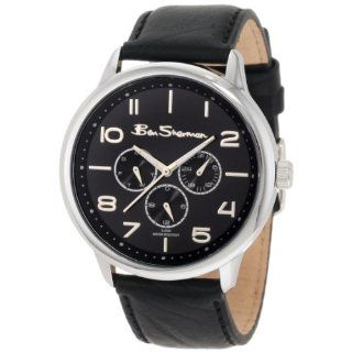 Ben Sherman Herrenuhr Quarz R562.03BS Uhren