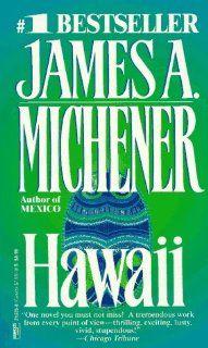 Hawaii James A. Michener Englische Bücher