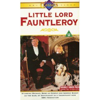 Little Lord Fauntleroy [VHS] [UK Import] George Baker, Betsy Brantley