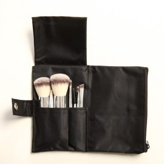 Morphe 612 Mini Synthetic 7 piece Makeup Brush Set