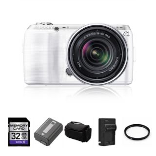 Olympus PEN E PM1 12MP Silver Mirrorless Digital SLR Camera with 14