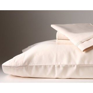 Luxor Treasures Egyptian Cotton 1000 Thread Count Ivory Sheet Set