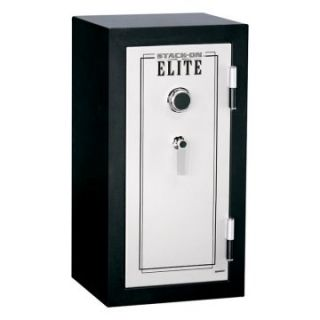 Stack On ES 403 7 Fire Resistant Combination Lock Home Safe   Safes at