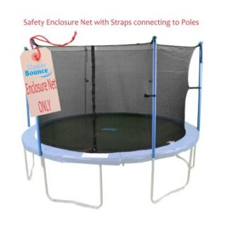 Upper Bounce 16 ft. Round 6 Post Trampoline Enclosure Safety Net