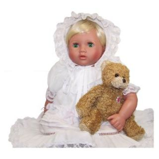 Molly P. Originals Lacy 18 in. Doll with Open Close Eyes and Daisy