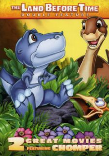 The Land Before Time Chomper Double Feature The Land Before Time 2