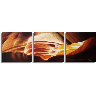 The Beginning Gallery wrapped Canvas Art Set