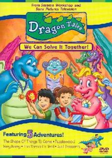 Dragon Tales We Can Solve It Together! (DVD)