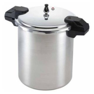 Mirro 92122 Aluminum 22 qt. Pressure Cooker and Canner   Pressure