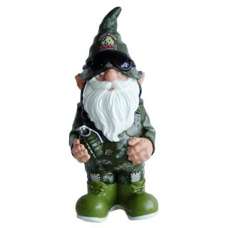 United States Army 11 inch Thematic Garden Gnome
