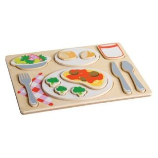 Guidecraft Sorting Food Tray Puzzle   Italian   Kids Activities at