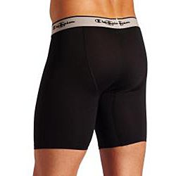Champion Mens Tech Performance Long Boxer Brief