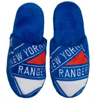 New York Rangers Big Logo Slippers
