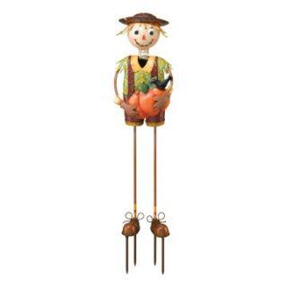 Regal Art and Gift Scarecrow Boy Garden Decor MED 26 inch