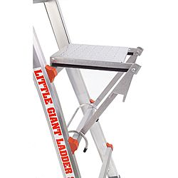 Little Giant Model 17 Type 1A Ladder with Flashlight