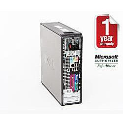 Dell OptiPlex 740 2GHz 750GB SFF Desktop Computer (Refurbished