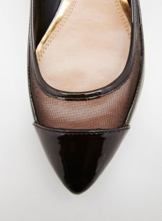 Jessica Simpson Js Ballet Flatwith Pointed Toe