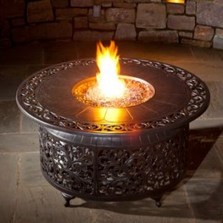 Alfresco Home Bellagio 33.5 in. Gas Fire Table   Propane Fire Pits at