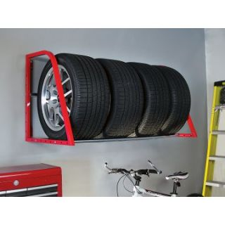 HyLoft 28.5 in. Tire Loft   Shelving